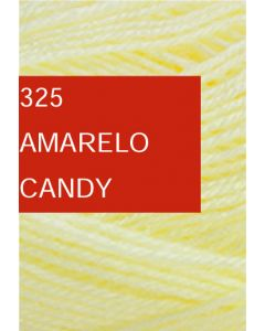 AMORE BABY – 325 AMARELO CANDY – 200M 40GR